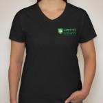 Lady Crusader T-shirt