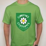 Super Crusader T-shirt