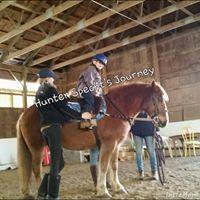 Hunter-horse therepy