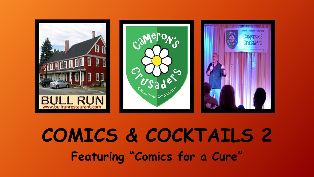 Cameron S Crusaders Comics Amp Cocktails 2